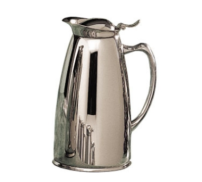 Bon Chef 4050S 10-oz Insulated Pitcher Server Without Crest, Stainle