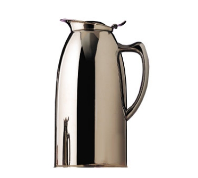 Bon Chef 4053 64-oz Insulated Pitcher Server, Stainless Steel