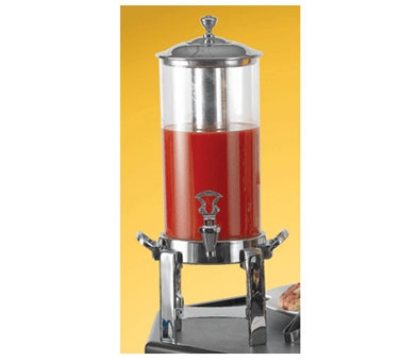 Bon Chef 42500 2-Gallon Juice Dispenser, Chrome