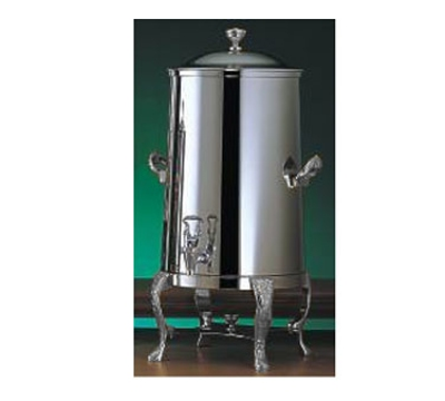 Bon Chef 47003C 3-Gallon Insulated Coffee Urn Server, Chrome, Renaissance