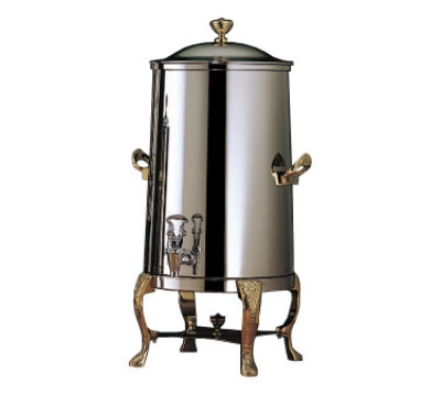Bon Chef 47005 5-Gallon Insulated Coffee Urn Server, Renaissance
