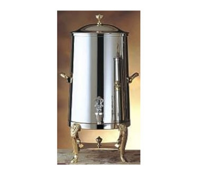 Bon Chef 48003 3-Gallon Insulated Coffee Urn Server, Lion