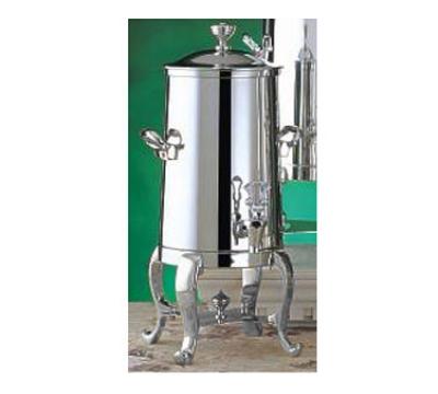 Bon Chef 49001C 1.5-Gallon Insulated Coffee Urn Server, Chrome, Roman