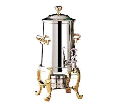 Bon Chef 49101 2-Gallon Coffee Urn Server, Solid Fuel, Roman