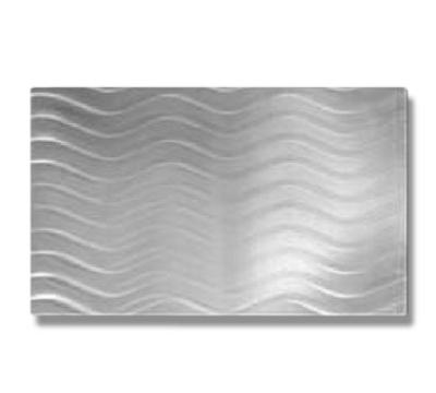 Bon Chef 52107 1-1/2 Size Swirl Tile Inset, St