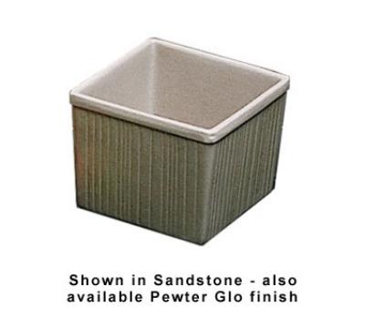 Bon Chef 9502S GIN 2.25-qt Space Saver Garnish Bowl, Aluminum/Gi