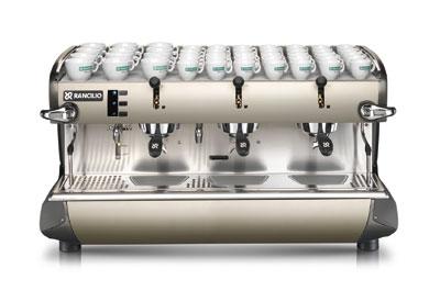 Rancilio CLASSE 10 S3 Classe 10 Semi Automatic Espresso Machine w/ 16-Liter Boiler
