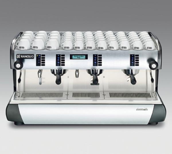 Rancilio CLASSE10 S4 Classe 10 Espresso Machine, Manual, 16 Liter Boiler
