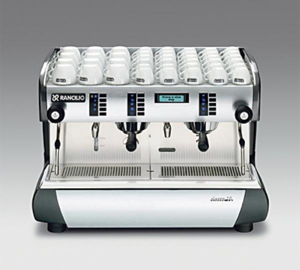 rancilio classe10 usb2 classe 10 espresso machine fully. Black Bedroom Furniture Sets. Home Design Ideas