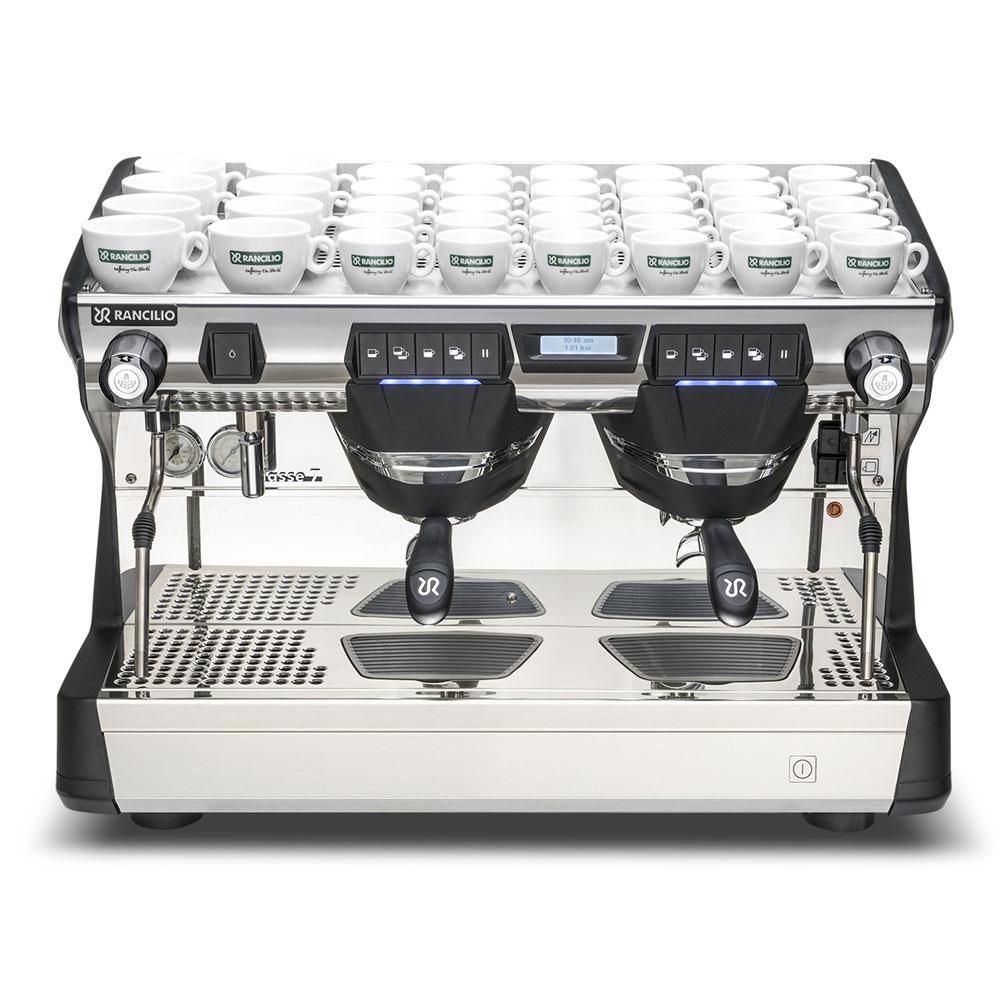 Rancilio CLASSE 7 E2 Classe 7 Fully Automatic Espresso Machine w/ 11-Liter Boiler