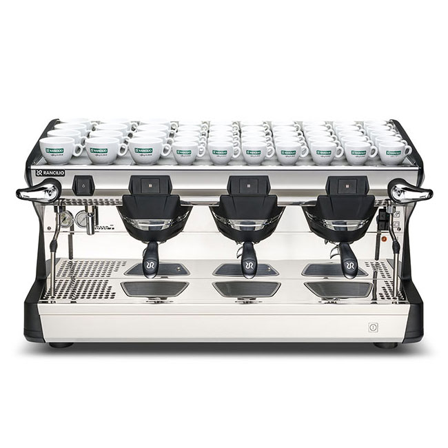 Rancilio CLASSE 7 S3 Classe 7 Manual Espresso Machine w/ 2-Steam Wand & 16-Liter Boiler