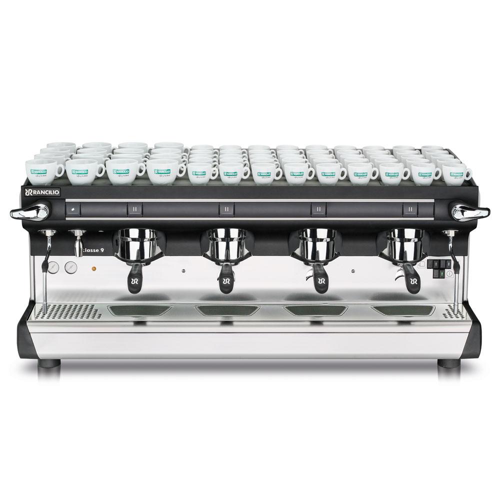 Rancilio CLASSE 9 S4 Classe 9 Manual Espresso Machine w/ 2-Steam Wand & 22-Liter Boiler