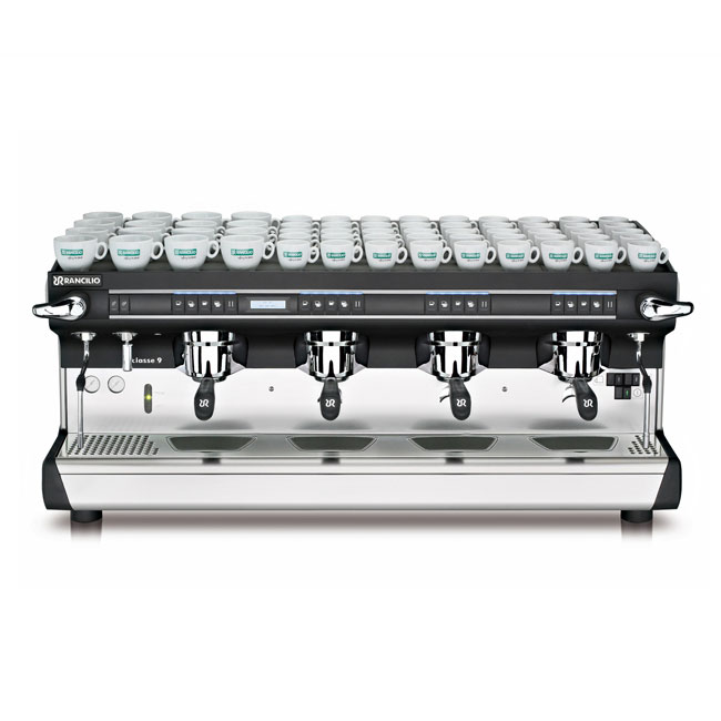 Rancilio CLASSE 9 USB4 TALL Classe 9 Fully Automatic Tall Espresso Machine w/ 22-Liter Boiler