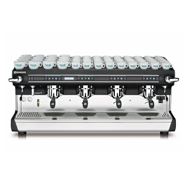 Rancilio CLASSE 9 USB4 TALL Classe 9 Fully Automatic Tall Espresso Machine w/ 22-Liter Boiler