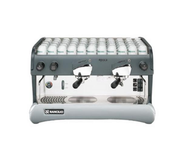 Rancilio EPOCA S2 Epoca Espresso Machine, Semi-Automatic, 11 Liter Boiler
