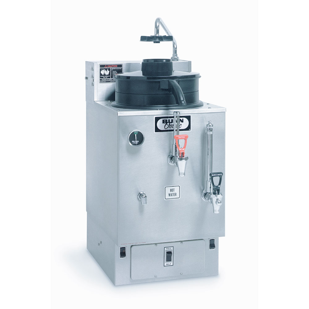 BUNN-O-Matic 06325.0002 SRU Coffee Urn, 120/240V
