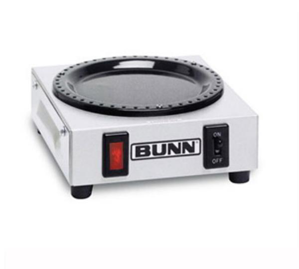 BUNN-O-Matic 06450.0004 WX1 Coffee Warmer, 1 Element, 120V