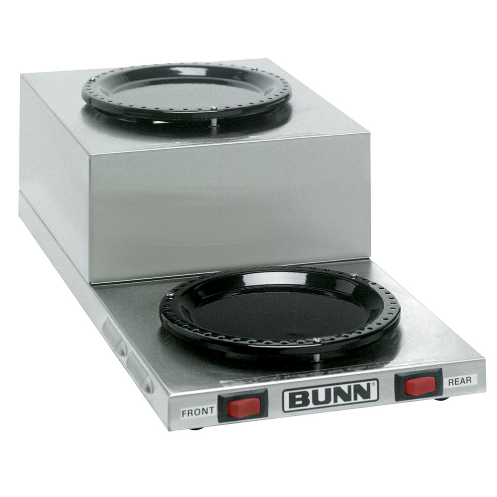BUNN-O-Matic 11402.0001 WL2 Warmer, Step-Up, S/S
