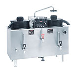 BUNN-O-Matic 20500.0001 U3 Twin 3-gal Automatic Electric Coffee Urn 120/240V