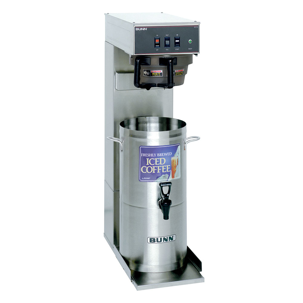 BUNN-O-Matic 24450.0000 IC3 Iced Coffee Brewer, 3 Gallon, 120/208V
