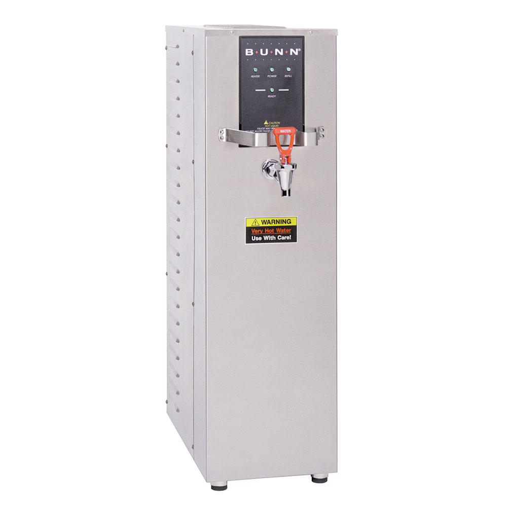 BUNN-O-Matic 26300.0000 10-Gallon Hot Water Dispenser, 212 F, 240V/40-amp/8000 watt