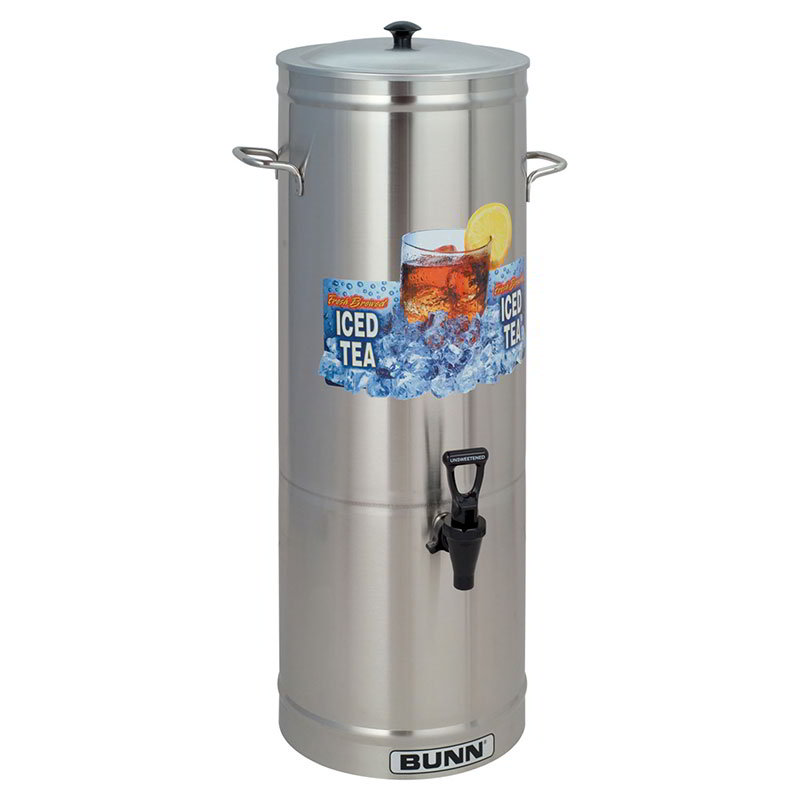 BUNN-O-Matic 33000.0001 TDS-5 Iced Tea Dispenser, 5 Gallons