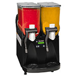 BUNN-O-Matic 34000.0013 ULTRA-2 Frozen Drink Machine, Black Finish, Flat Lid