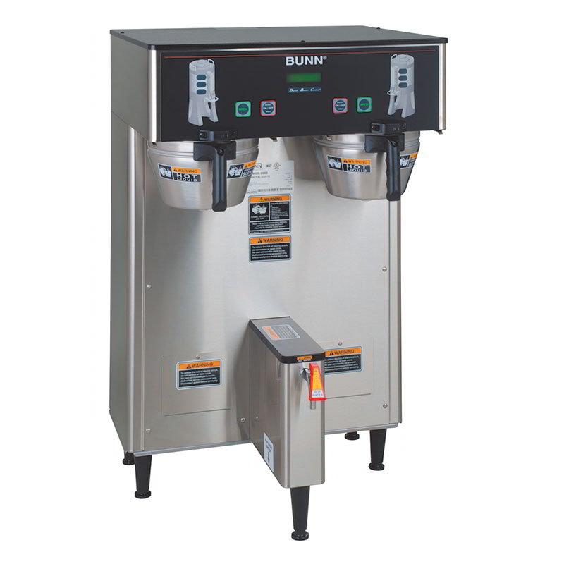 BUNN-O-Matic 34600.0002 Dual TF DBC Dual Satellite Digital Coffee Brewer, S/S Finish, 120/240V