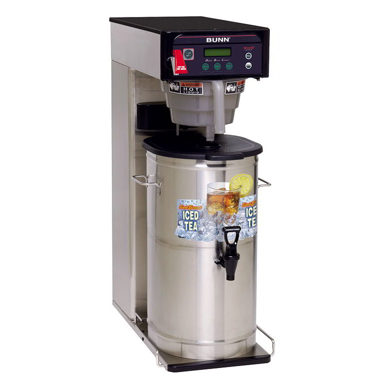 BUNN-O-Matic 35700.0000 ITCB-DV Infusion Tea/Coffee Brewer, 29 in Trunk, Dual Voltage