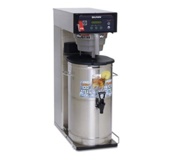 BUNN-O-Matic 35700.0002 Infusion Tea/Coffee Brewer, 29-in Trunk, Dual Voltage