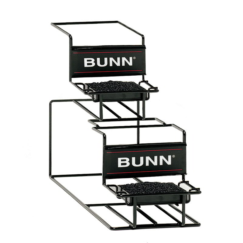 BUNN-O-Matic 35728.0000 UNIV-2 APR Universal Airpot Rack, For 2