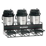 BUNN-O-Matic 35728.0002 UNIV-3 APR Universal Airpot Rack, For 3 Airpo