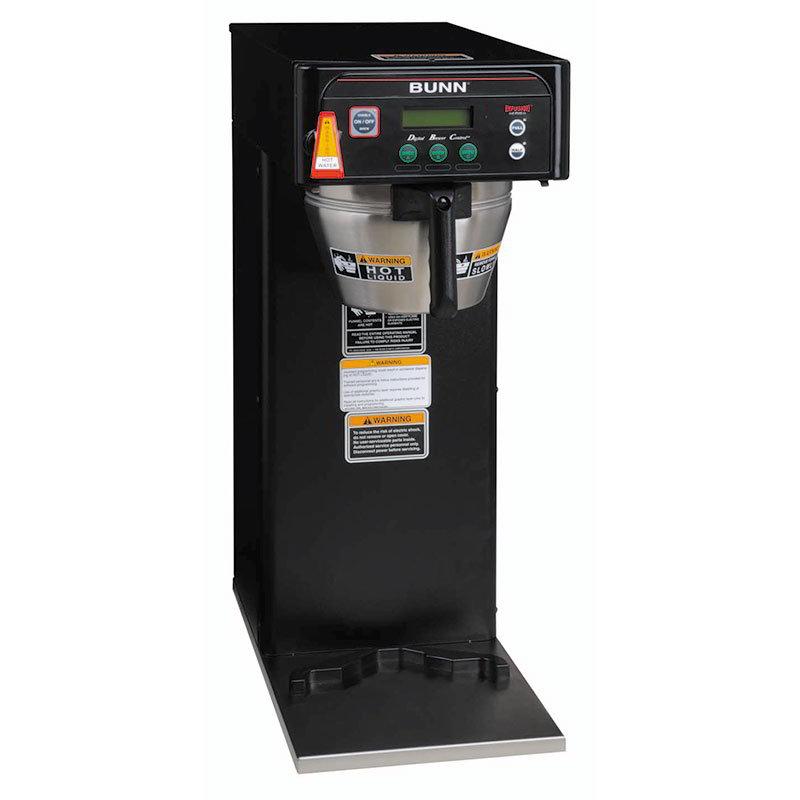 BUNN-O-Matic 36600.0004 3-Gal Infusion Coffee Brewer, English/Spanish Display, Black