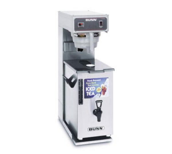 BUNN-O-Matic 36700.0076 TB3Q Iced Tea Brewer, 29 in Trunk, Quick Brew, Quick Connect