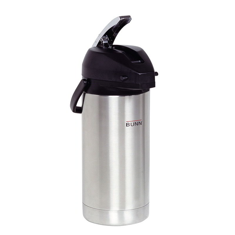 BUNN-O-Matic 36725.0000 3.8 Liter Lever Action Airpot, S/S Liner