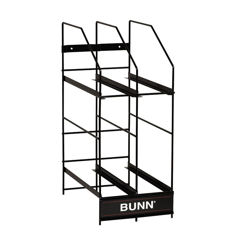 BUNN-O-Matic 36760.0001 Hopper Rack, 4 Posit