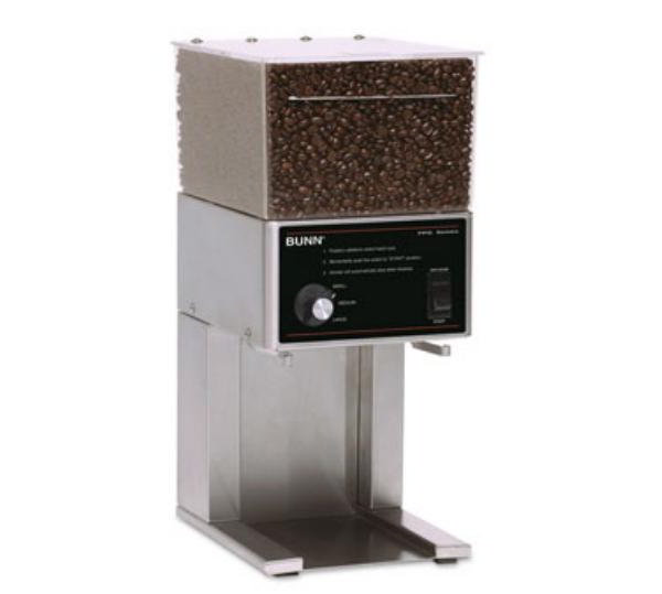 BUNN-O-Matic 36800.0000 FPG Coffee Grinder For French Press, 1 Hopper