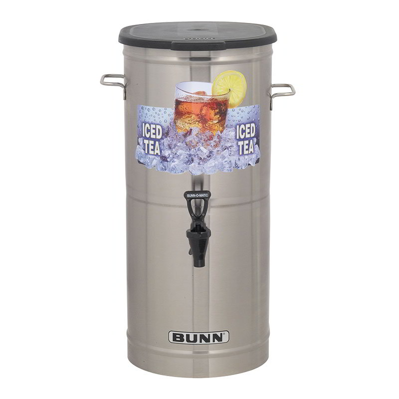 BUNN-O-Matic 37750.0000 Tea Concentrate Dispenser, 1-Faucet
