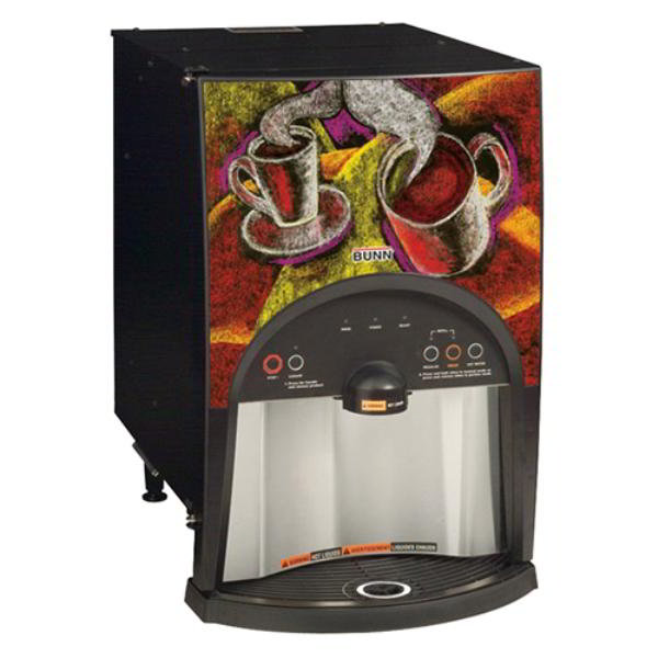 BUNN-O-Matic 38800.0003 LCA-2 LP Liquid Coffee Ambient Dispenser, Rapak Connector, 25:1-100:1