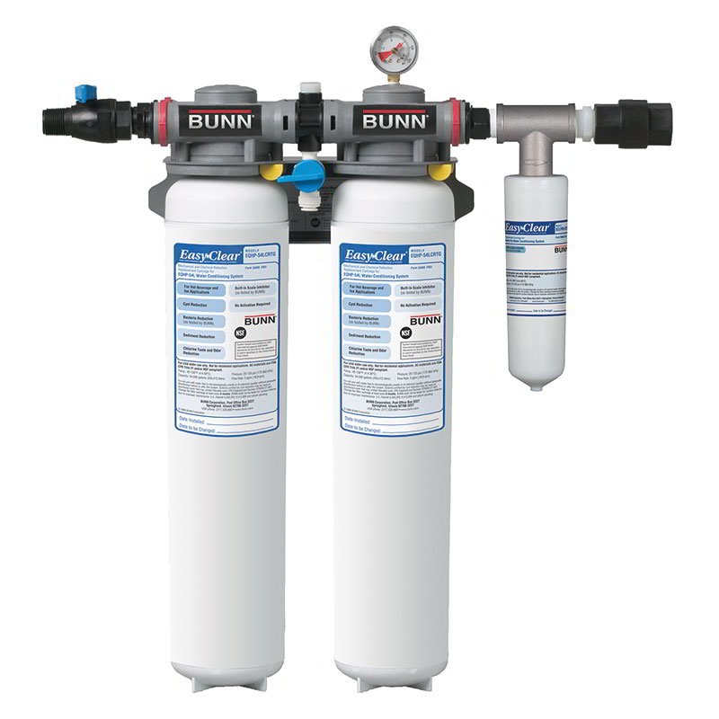 BUNN-O-Matic 39000.0013 Easy Clear High Performance 108,000 -Gallon Water Quality System