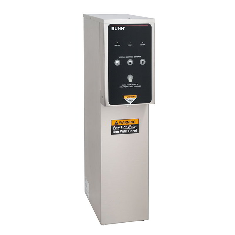 BUNN-O-Matic 39100.0005 2401 5-gal Dual Voltage Hot Water Dispenser w/ Portion Control, 240-120/1 V