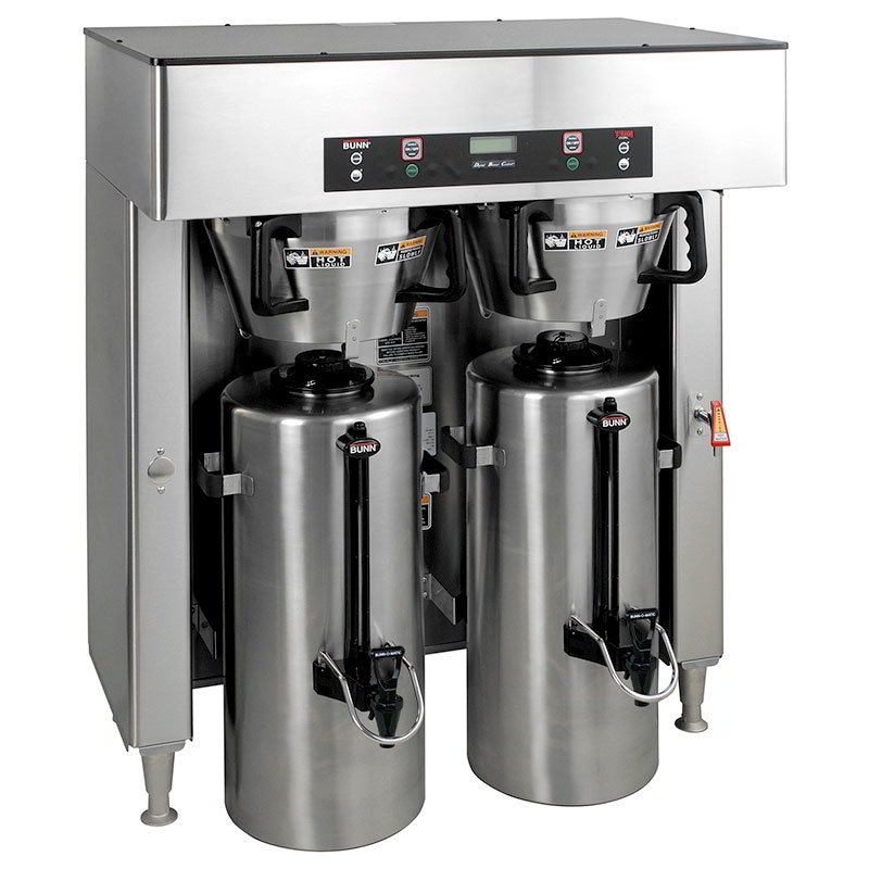 BUNN-O-Matic 39200.0000 Dual Insulated Coffee Server Brewer w/ Fau