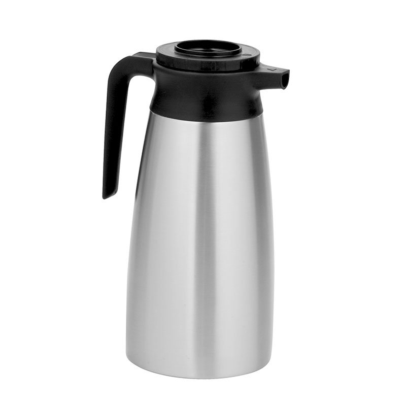 BUNN-O-Matic 39430.0000 Thermal Pitcher, 1.9 Liter (64 oz), Stainless Steel