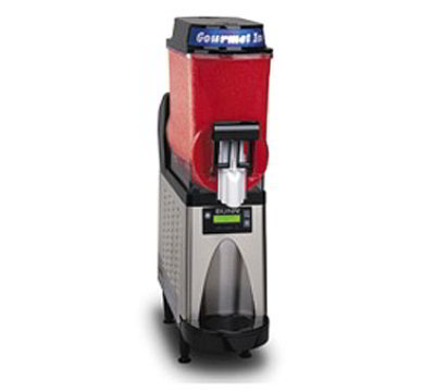 BUNN-O-Matic 39800.0002 3-Gal Counter Model Frozen Drink Machine, Black/Stainless, 120 V