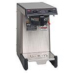 BUNN-O-Matic 39900.0006 WAVE15-APS SmartWave Low Profile Wide Base Coffee Brewer, 120 V
