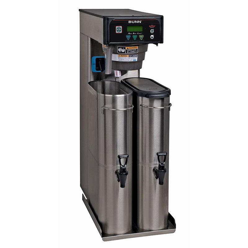 BUNN-O-Matic 41400.0002 5 Gallon Iced Tea Brewer, Dual Dilution, Digital, Single Brewer, 120 V