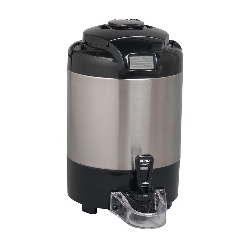 BUNN-O-Matic 42750.0050 Coffee Server w/ 1.5-gal Sight Gauge & Brew-Through Lid,