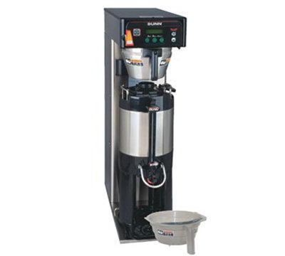 BUNN-O-Matic 43000.0025 High Volume Tea Coffee Brewer w/ 3-5-gal Capacity, Digital Temp Control
