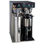 BUNN-O-Matic 43100.0000 Twin Tea Coffee Brewer w/ 5.5 Gallon Tank & Digital Control