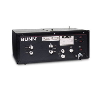 BUNN-O-Matic 28400.0007 Ultra Gourmet Ice System, w/ 2-Hoppers